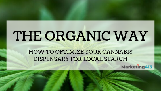 How to Optimize Your Cannabis Dispensary for Online Search